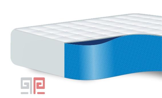 מזרן ספוג כחול - יורם מנדלבוים חנות המפעל למזרונים (1)